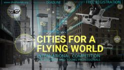 """International Contest """"Cities For a Flying World"""""""