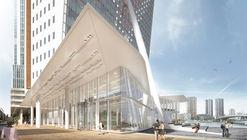 V8 Architects é selecionado para o projeto de ampliação da KPN Tower de Renzo Piano