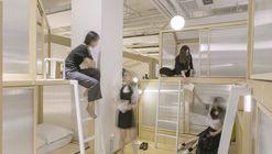 Together Hostel / Cao Pu Studio