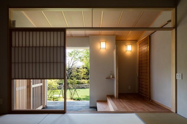 A Nurturing Family Home / Takashi Okuno & Associates, © Shigeo Ogawa