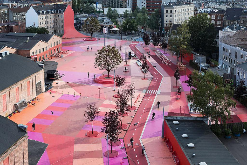 Espaços Públicos: a transformação urbana com a participação da população