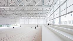 Pavilhão Esportivo e Edifício Educacional da Universidade Francisco de Vitoria / Alberto Campo Baeza