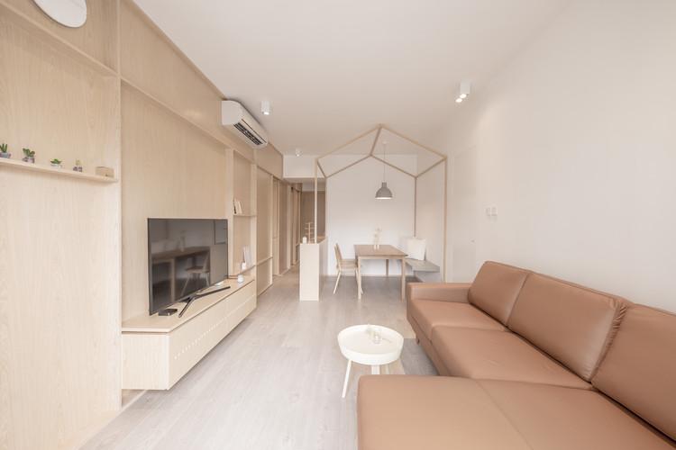 Home L / mnb design studio, © Raven Leung