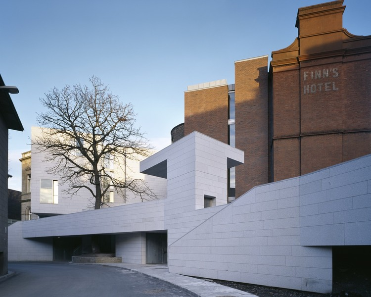 Department of Mechanical & Manufacturing Engineering / Grafton Architects, © Ros Kavanagh