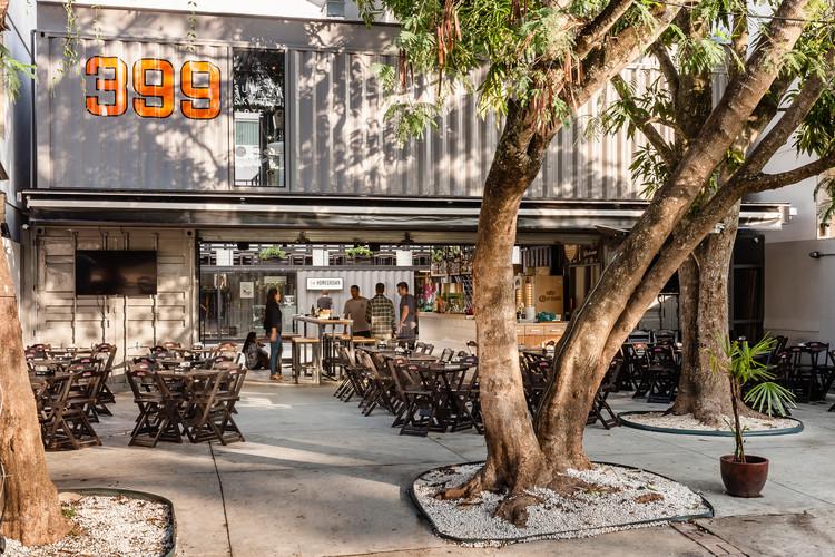 Bar 399 / RRD Arquitetura, © Dhani Borges