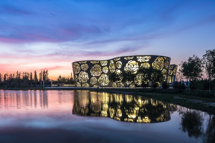 Rose Museum / NEXT architects, © Xiao Kaixiong