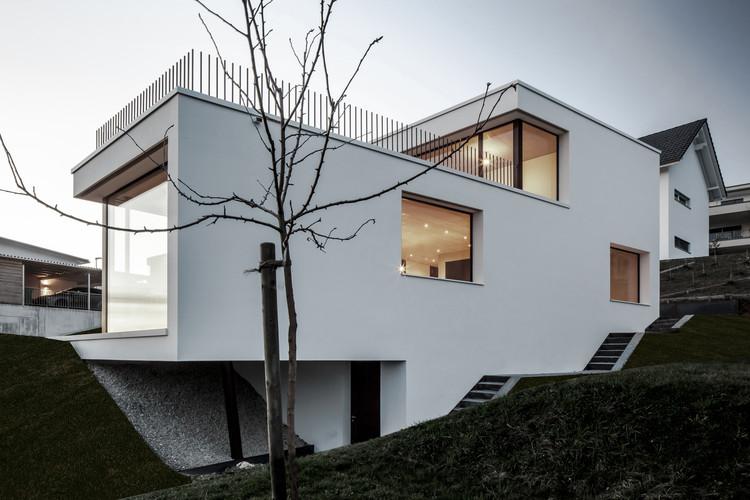 EFH Riedholz / Tormen Architekten AG, © Mark Drotsky Architekturfotografie