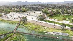 Colectivo 720, tercer lugar en concurso de ideas del futuro Parque Juan Amarillo de Bogotá