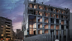 Lacol y La Boqueria ganan concurso para diseñar viviendas cooperativas en Barcelona