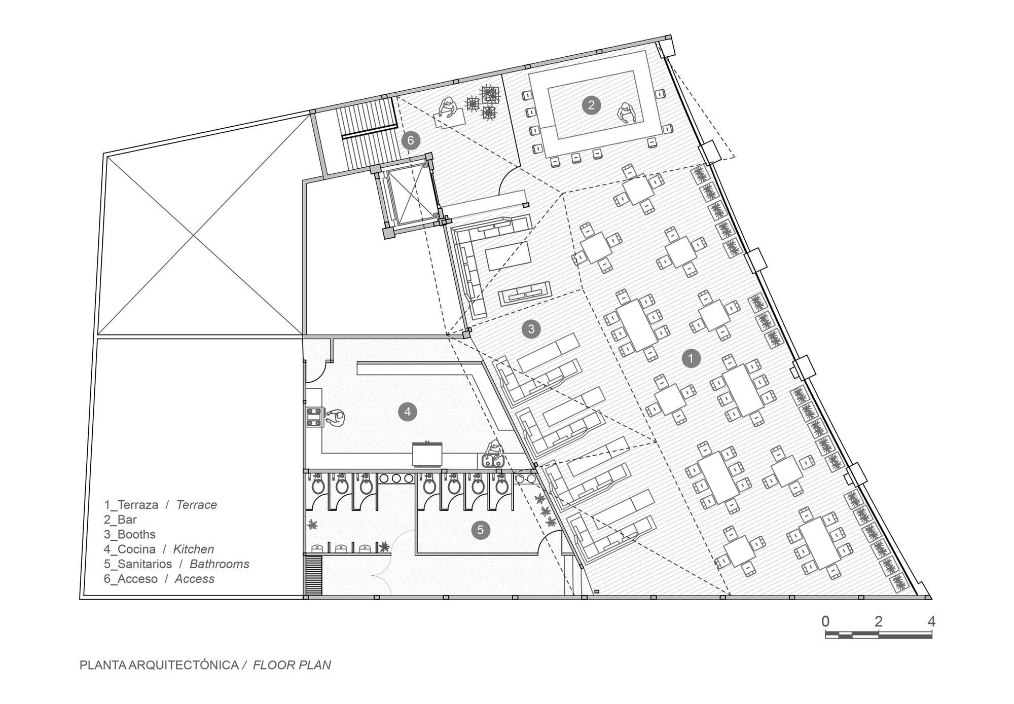 Gallery Of Timberland Terrace A 001 Taller De Arquitectura