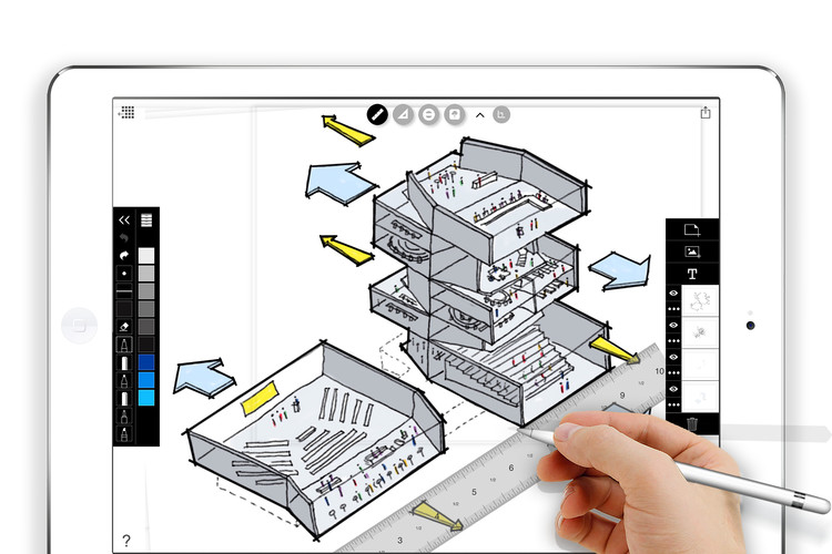"""Decades After the Rise of CAD, Architecture Is Going """"Paperless""""—For ..."""