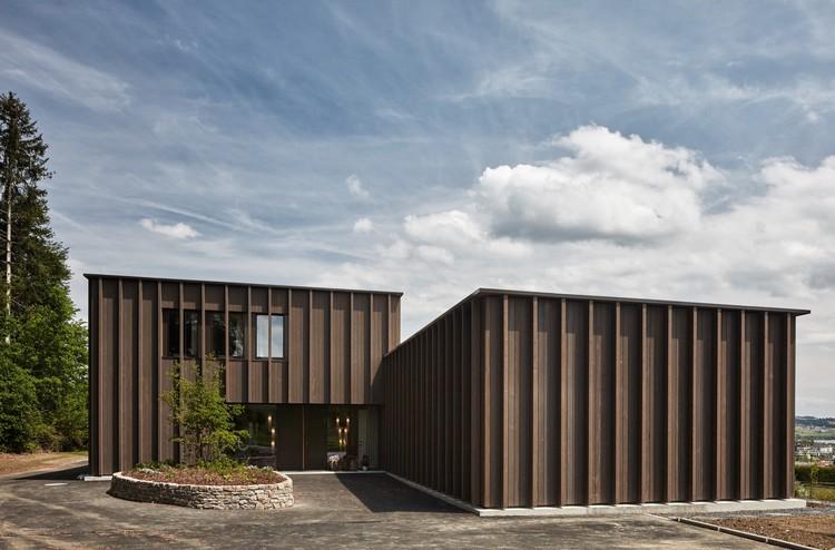 Terra Alta Oberkirch Maternity Hospital / dolmus Architekten, © Michael Schwiefert