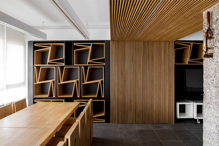 TXOKO / FLORES taller de arquitectura, © Ana Hernry