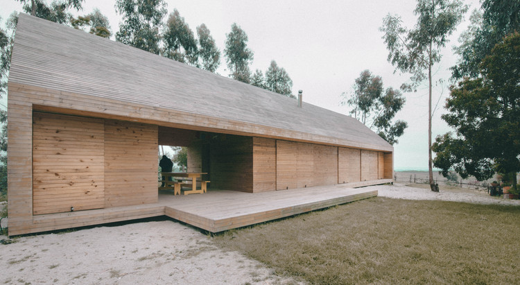 PA House / Gonzalo Martínez Oportus + Pablo Campano Sotomayor, © Diego Aravena S.
