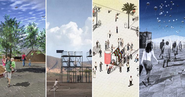Estos son los 12 prototipos finalistas del concurso Santiago Humano y Resiliente, Cortesía de Santiago Humano y Resiliente