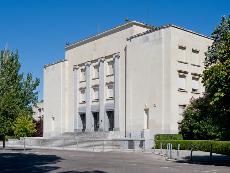 Os melhores mestrados de arquitetura na Espanha, segundo o El Mundo, Escuela Técnica Superior de Arquitectura de Madrid. Image © Carlos Delgado [Wikipedia], Licença CC BY-SA 3.0