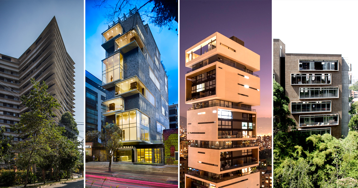 8 proyectos de vivienda colectiva en zonas densificadas de for Arquitectos reconocidos