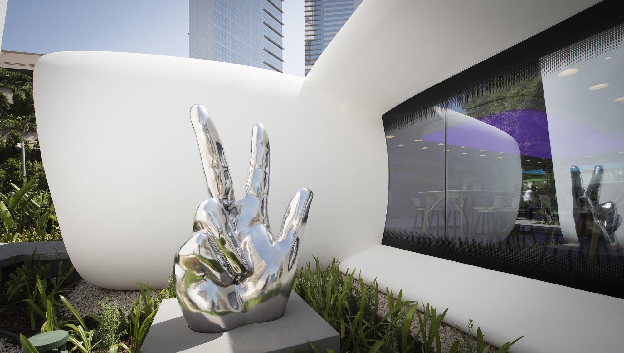 Gallery Of Office Of The Future Killa Design 14