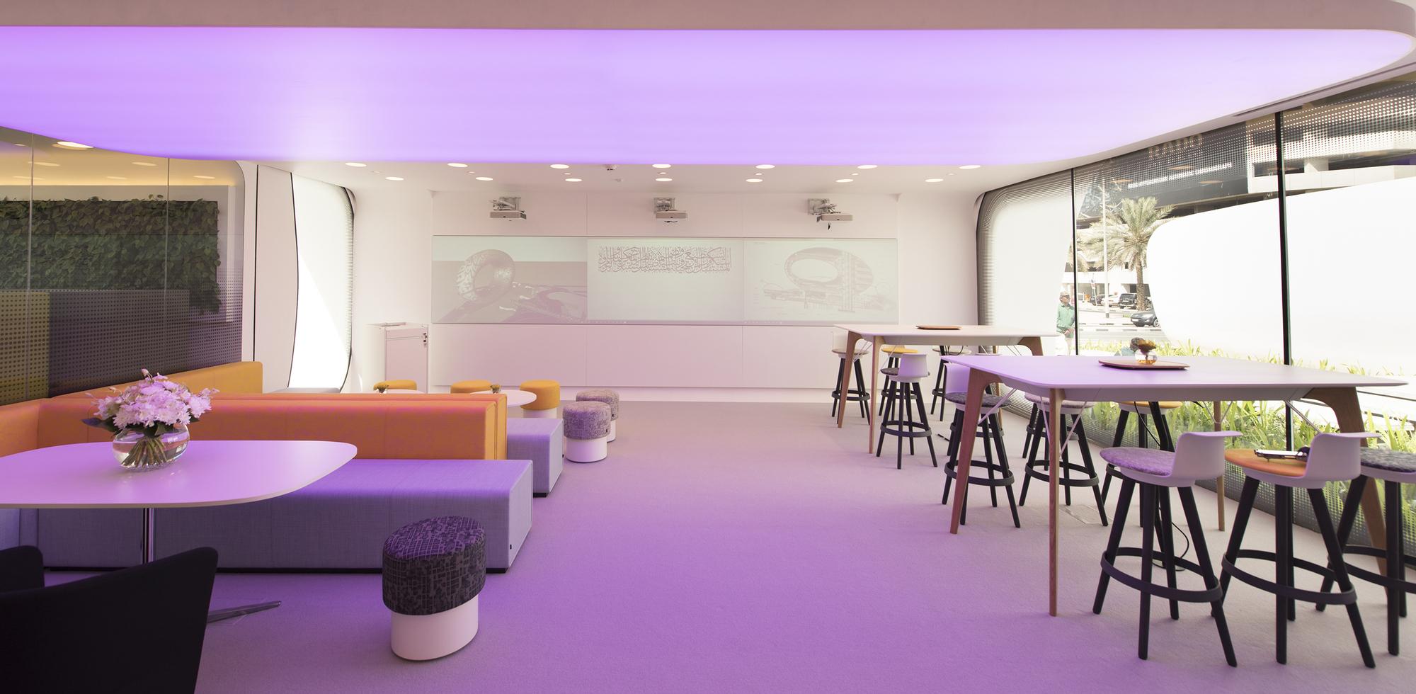 Gallery Of Office Of The Future Killa Design 13