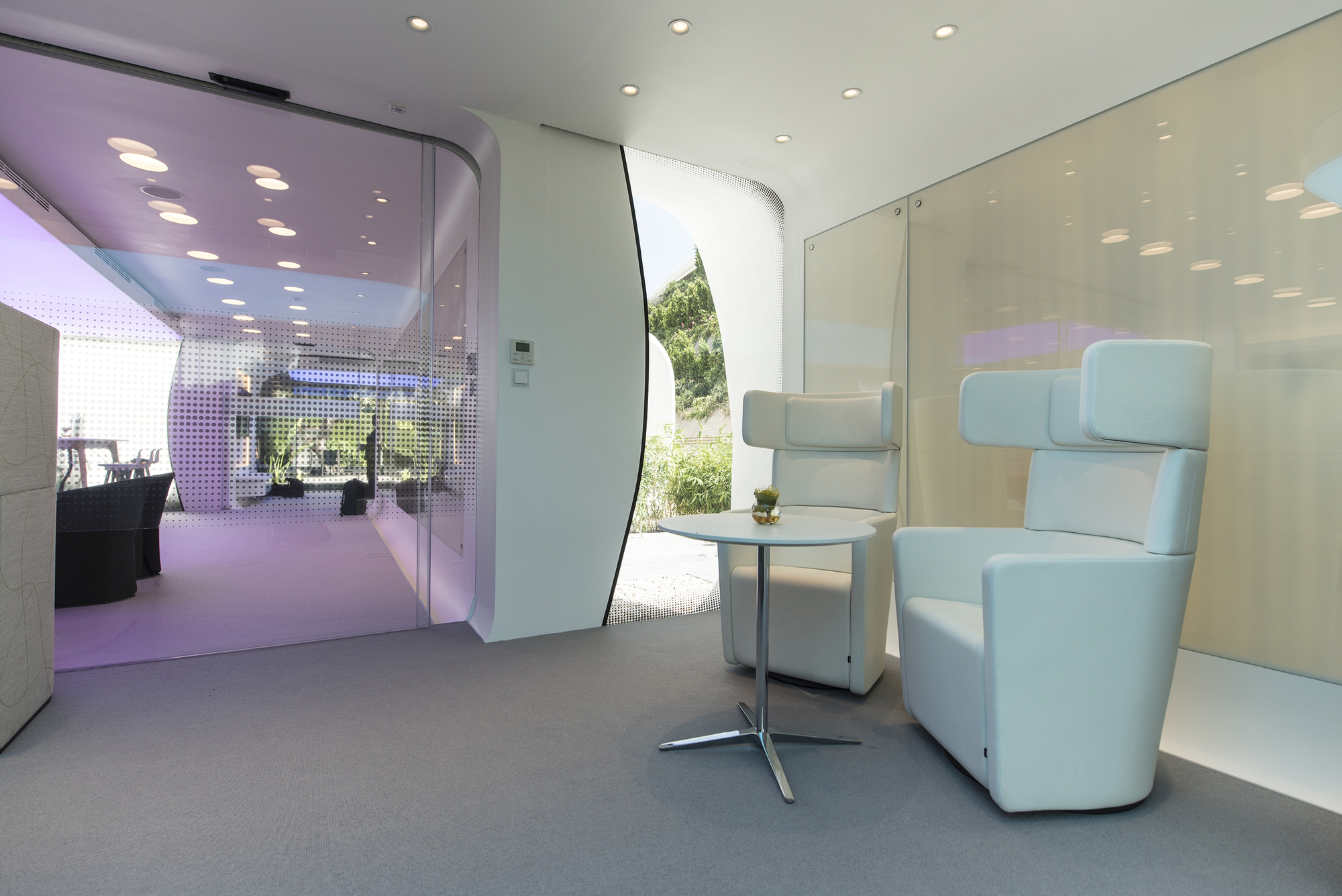 Gallery Of Office Of The Future Killa Design 10