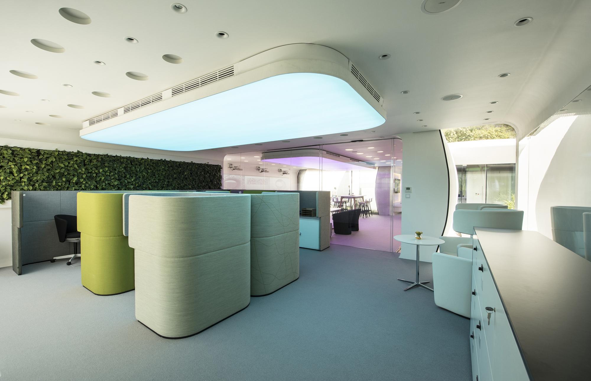 Gallery Of Office Of The Future Killa Design 6