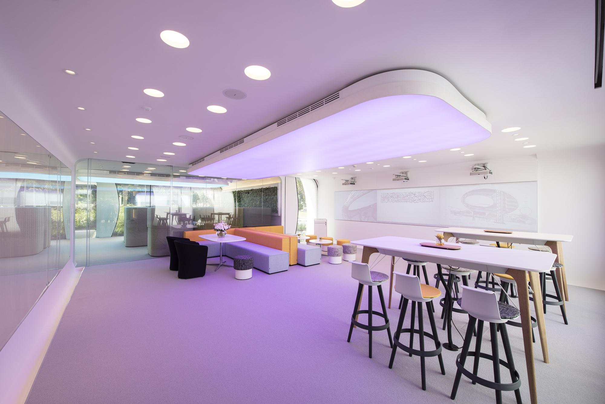 Gallery Of Office Of The Future Killa Design 12