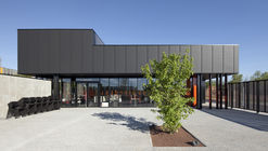 Inter-Company Restaurant / Atelier Didier Dalmas
