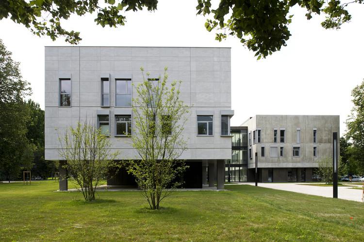 Nanobio Campus / Atelier Didier Dalmas, © Guillaume Perret