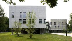 Nanobio Campus / Atelier Didier Dalmas