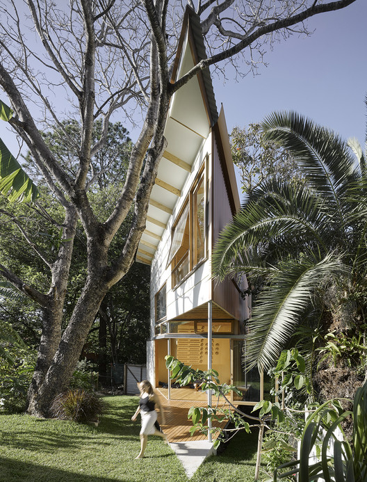 Taringa Treehouse / Phorm architecture + design, © Christopher Frederick Jones