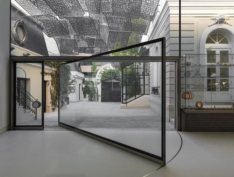 The Pavilion / Norman Foster Foundation, © Luis Asín