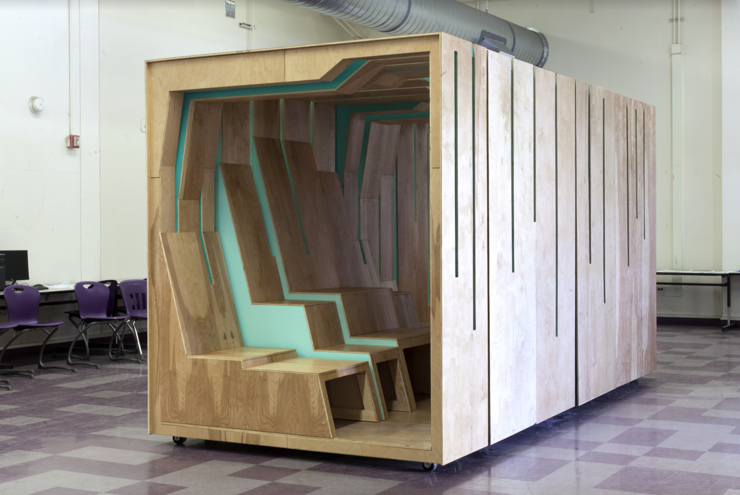 Gallery of The Best Student Design-Build Projects Worldwide 2017 - 118