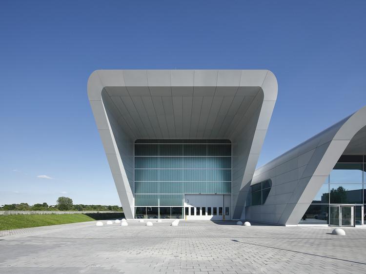 SKF Test Centre / Tchoban Voss Architekten, © Hans-Jürgen Landes