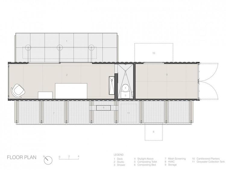 Fresh via Poteet Architects