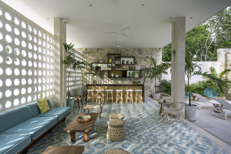 Tiki Tiki Tulum Hotel Arturo Zavala Haag Archdaily
