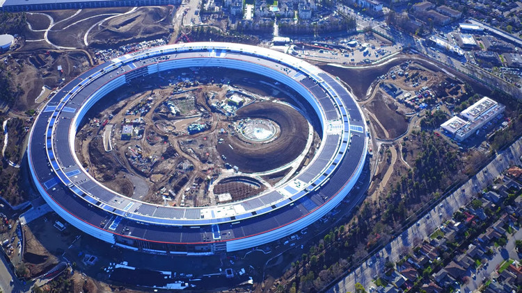 Quão sustentável é a estratégia da Apple de plantar 8 mil árvores em seu campus?, Cortesia de Duncan Sinfield