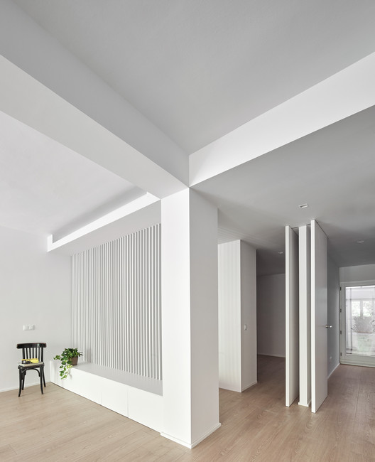 Reforma vivienda en Ciutat Vella / Kahane Architects + Jordi Pagès, © José Hevia