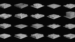 Experiencia Taller UC: Modelos de Repetición y Repetición de Modelos como estrategia de diseño