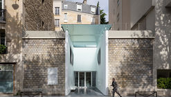 Catacombs of Paris Entrance / YOONSEUXarchitectes