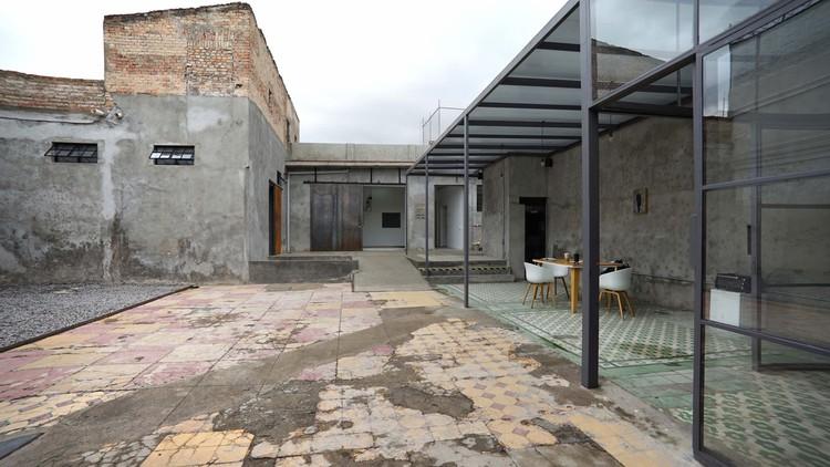Galería Tiro al Blanco / Progresivo de Arquitectura, © Eduardo Sendra Dueñas