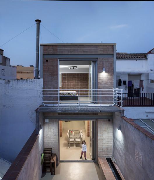 1303_IH House / Albert Brito Arquitectura, © Flavio Coddou