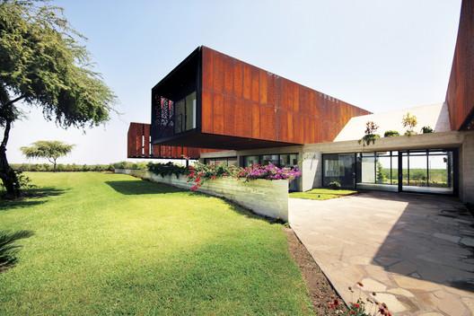 Casa N / Cheng Franco Arquitectos