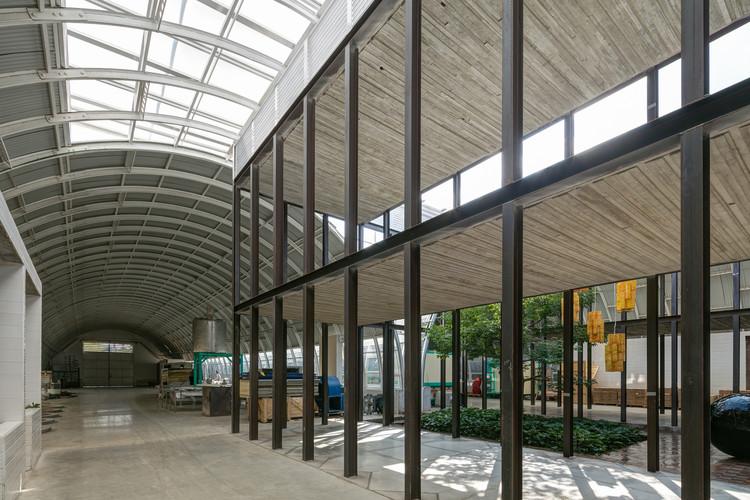 CERAMICA SURO / MO+G taller de arquitectura, © Lorena Darquea