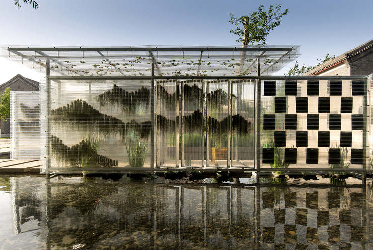 Zero Pavilion:  A Zero Carbon Garden Made in Alibaba / Tenio Tianjin Architecture and Engineering Co., Ltd., © Ren Jun, He Zhihan
