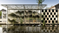 Zero Pavilion:  A Zero Carbon Garden Made in Alibaba / Tenio Tianjin Architecture and Engineering Co., Ltd.