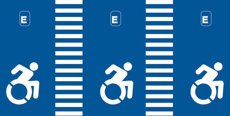 Descarga esta didáctica interpretación gráfica de la normativa de accesibilidad universal en Chile