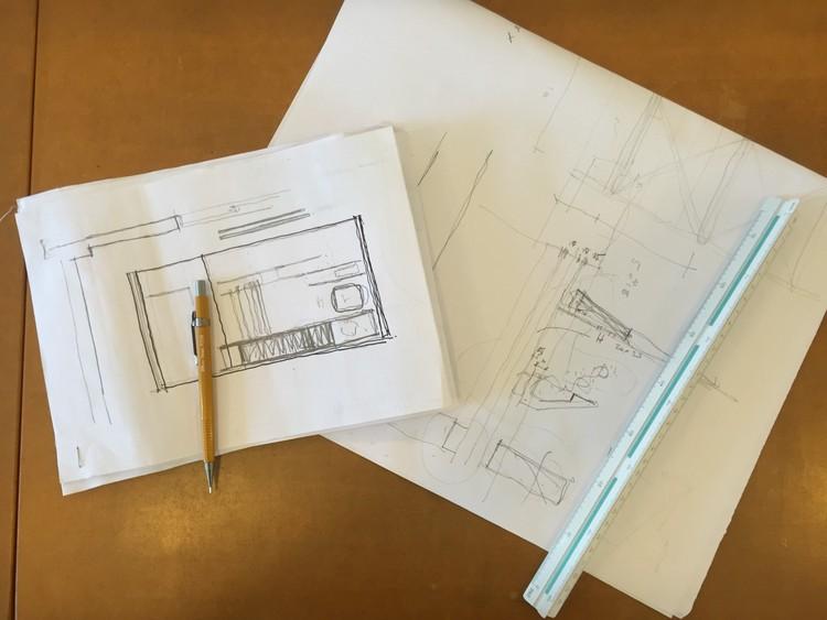 Projetar como viver uma história: a experiência de trabalho no spbr arquitetos, © Miguel Croce