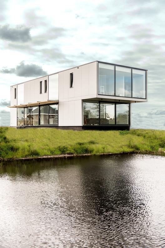 Villa Heerenveen / Lautenbag Architectuur, © Marc De Fotograaf