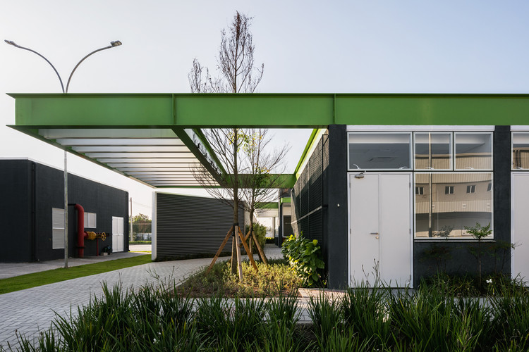 Goodman Duque de Caxias / Paulo Bruna Arquitetos Associados, © Nelson Kon