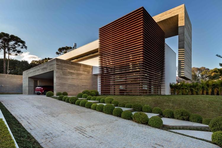 Casa JSF  / MMA Studio, © Celso Pilati
